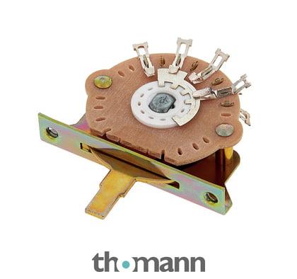 Fender 5-Wege Standard Schalter Standard – Musikhaus Thomann