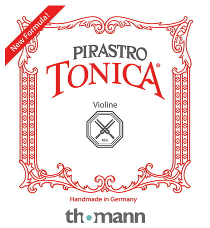 Pirastro Tonica 4//4 BTL Violinsaiten Violine Geige Saiten Satz E-Kugel mittel