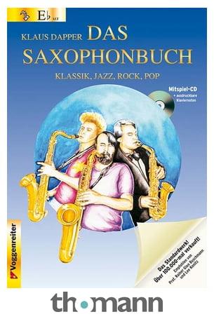 Voggenreiter Das Saxophonbuch Vol1 A Sax