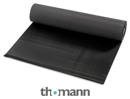 "Neoprene Rubber Sheet Black 1//4"" thick x 12"" x 12"" FREE SHIPPING 55A+//-5"