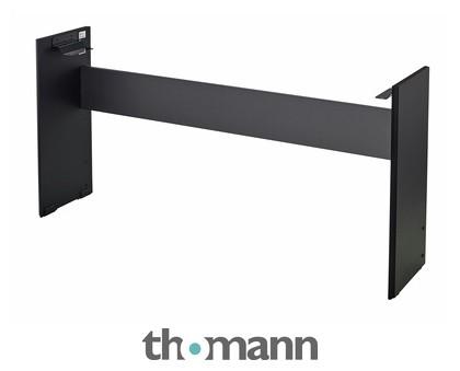 RockJam RJXX363 Keyboardständer Stativ Halterung Piano Musik Instrument schwarz