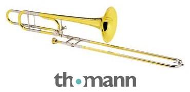 C G Conn 88HYO Bb/F-Tenor Trombone