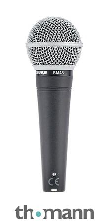 Sm48 lc micr/ófono profesional sm-48lc Shure SM48LC