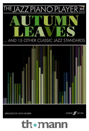 Faber Music Jazz Piano Player Autumn Leave