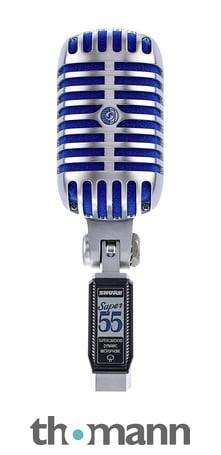 Audio For Video Shure 55 Sh Deluxe