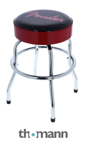 Fender Bar Stool Logo 24 Quot Musikhaus Thomann