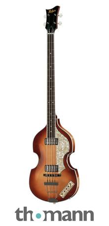 Nieuw Höfner 500/1-64-0 Violin Bass – Thomann UK BU-12