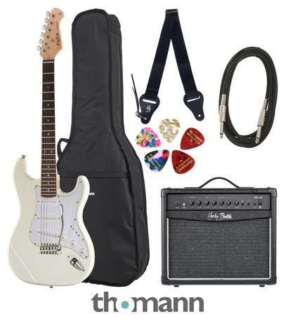 guitare electrique thomann