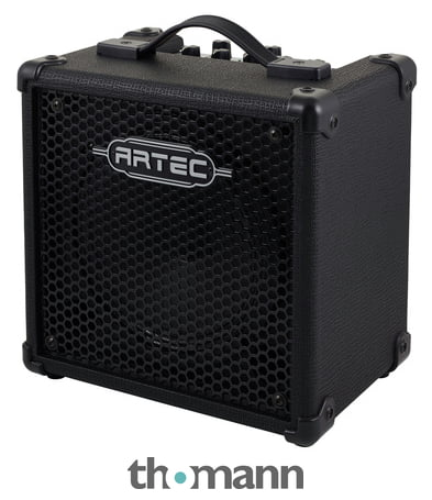 Artec BE2 All In One On Board Equalizer for Bass