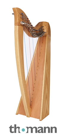 Thomann Celtic Harp Ashwood 19 B-Stock