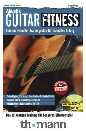 Gitarre 10 Minuten Training für linke und rechte Hand mit CD