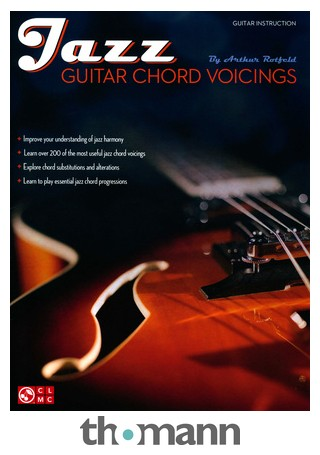 Hal Leonard Jazz Guitar Chord Voicings
