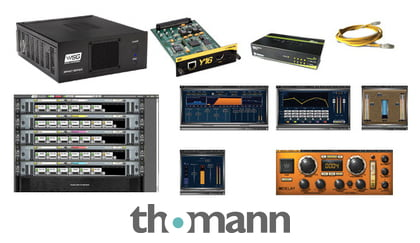 Waves DSP Audio Systems – Thomann UK