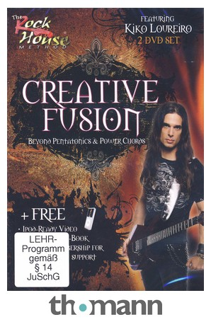 Rock house creative fusion