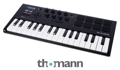 M-Audio CODE 49 Black USB Midi Keyboard Controller 49 Tasten mit X//Y Pad