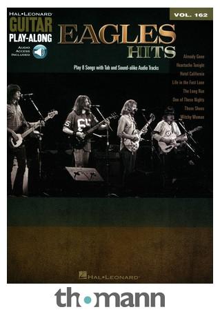 Hal Leonard Guitar Play Along Eagles – Thomann UK