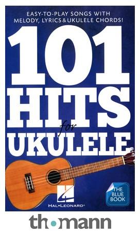 Hal Leonard 101 Hits For Ukulele Thomann Uk