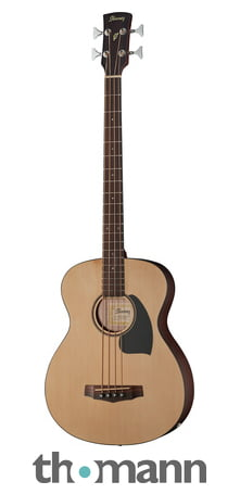 B Stock Guitars & Basses Acoustic Electric Guitars Ibanez Pcbe12-opn Acoustic Bass Guitar With Pick-up