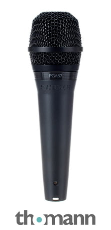 Shure PGA57 Universalmikrofon für die Abnahme von Instrumenten aller Art