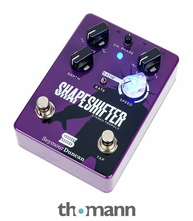Seymour Duncan Shape Shifter Stereo Tremolo Effects Pedal