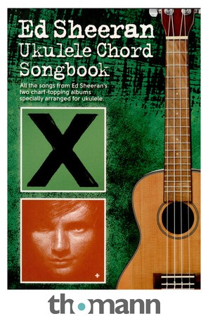 Wise Publications Ed Sheeran Ukulele Chord Thomann United States