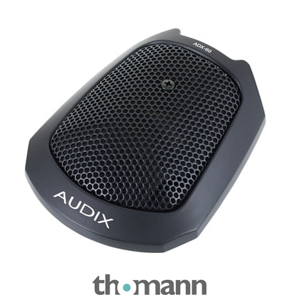 Audix ADX60 Boundary Microphone with Capacitor Capsule