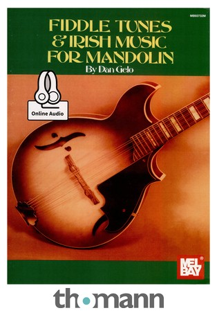 Mel Bay Fiddle Tunes & Irish Music