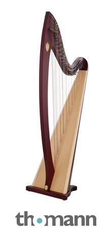 Lyon & Healy Troubadour VI Lever Harp MA
