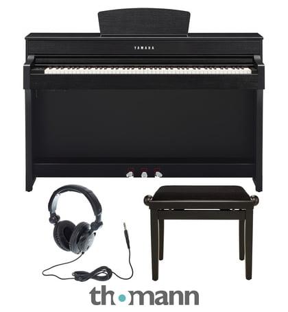 yamaha clp 635 b set musikhaus thomann. Black Bedroom Furniture Sets. Home Design Ideas