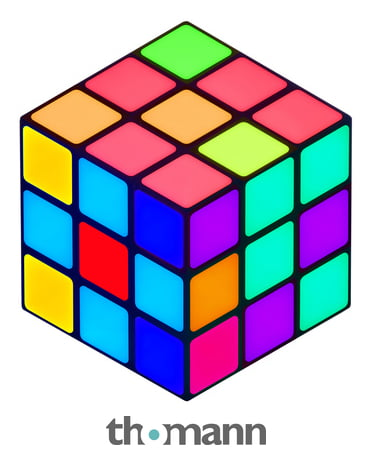 Ignition Magic Cube 3d Thomann Uk