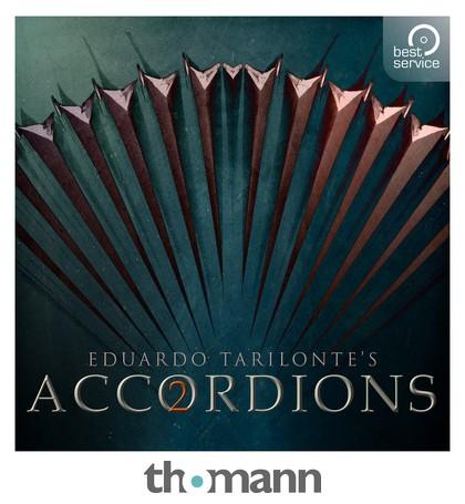best service accordion vst