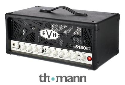 64c61cd6222 Evh 5150 III 50 W 6L6 Head BK – Thomann UK