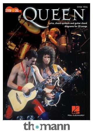 Hal Leonard Queen: Strum & Sing Guitar – Thomann UK