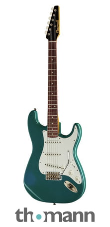 macmull guitars s classic lake placid rw thomann uk. Black Bedroom Furniture Sets. Home Design Ideas