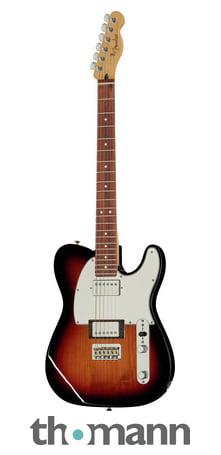 Fender Player Series Tele Hh Pf 3ts Thomann Uk border=