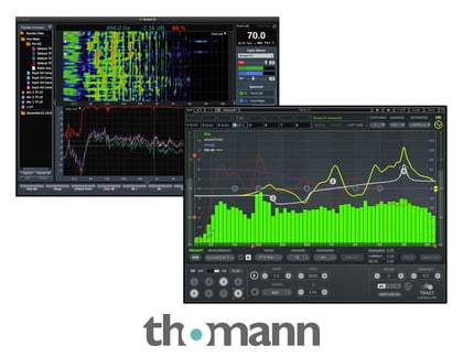 Waves TRACT System Calib + Smaart Di – Thomann UK