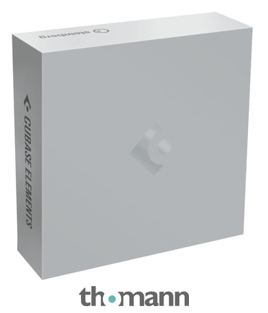 Steinberg Cubase Elements 10 – Thomann UK