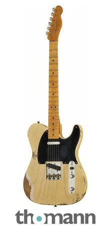 Fender 51 Nocaster FNB Heavy Relic on