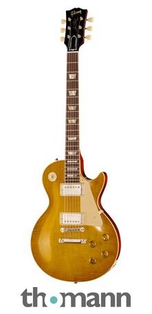 d17012c6c4808 Gibson Les Paul 58 Lemon Burst VOS