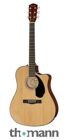 Fender CD-60SCE Nat WN
