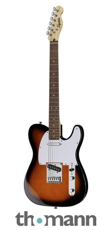 Fender Squier Bullet Tele IL Black