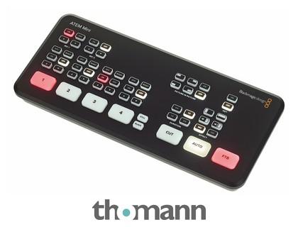 Blackmagic Design Atem Mini Thomann Uk