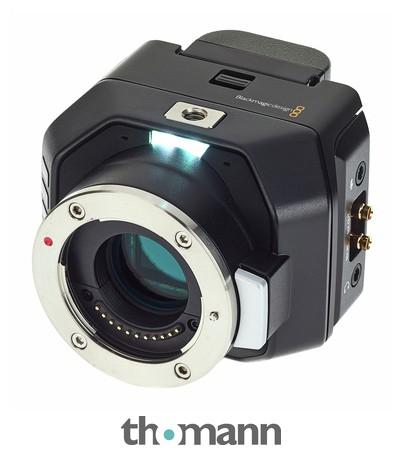 Blackmagic Design Micro Studio Camera 4k Thomann Uk