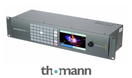Blackmagic Design Smart Videohub 12g 40x40 Thomann Uk