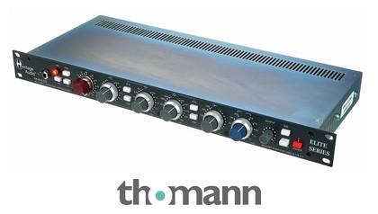 Heritage Audio HA73EQ Elite ´73 Mic Preamp DI EQ in 1RU