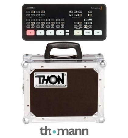 Blackmagic Design Atem Mini Thon Bundle Thomann Uk