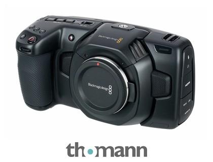 Blackmagic Design Pocket Cinema Camera 4k Thomann Uk