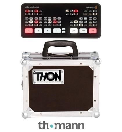 Blackmagic Design Atem Mini Pro Iso Thon Bundle Thomann Uk