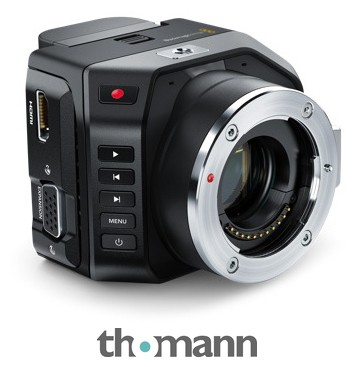 Blackmagic Design Micro Cinema Camera Thomann Uk