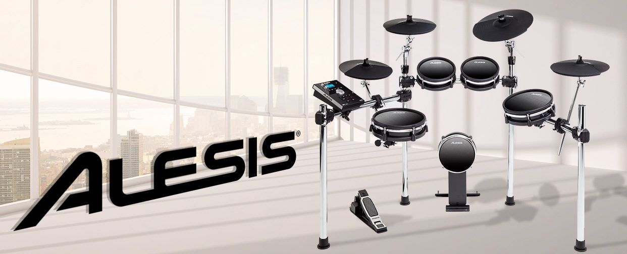 Alesis DM 10 MKII Studio Mesh Kit